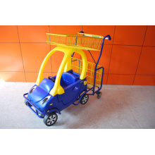 Child Supermarket Tolley Kids Cart