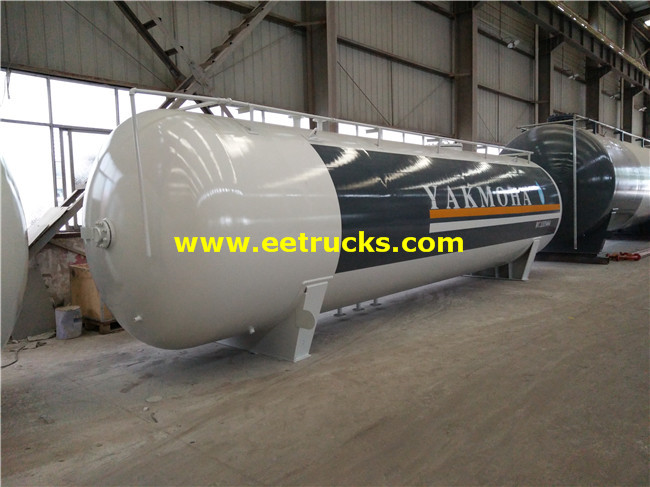 Domestic LPG Storage Tanks