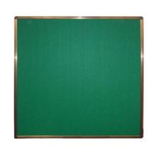 Marcador, escrita, magnético, verde, tábua