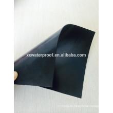 2mm 1,5mm HDPE Geomembran für Gebäude oder Teich Liner