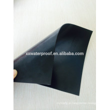 2mm 1.5mm HDPE Geomembrana para edifícios ou forro de lagoa