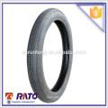 Le pneu de moto sans gomme en caoutchouc moins chere 2.25-14