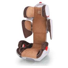 Assento de carro para bebês com 7 posições ajustáveis em altura para encosto de cabeça