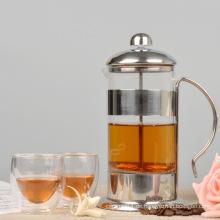 China Pyrex Glas Französisch Presse Kaffee Tee Maker