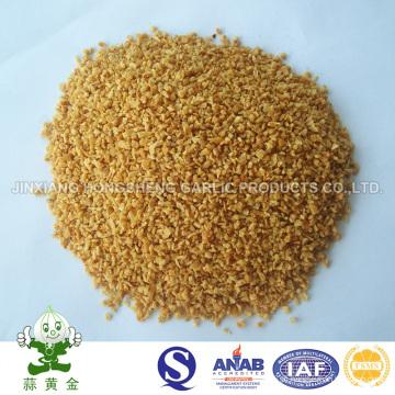 Grânulo de alho oleado / Granulado de alho frito