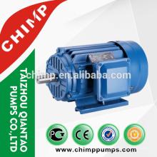 motor trifásico do compressor de ar da indução da CA do OEM da fábrica