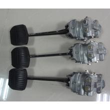 Грузовые запчасти 9015336 клапан педального тормоза с педалью для тяжелых грузовиков