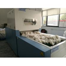Machine automatique de remplissage d'ouverture et d'oreiller