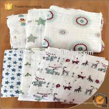Bonne qualité, couverture de bébé Newborn, couverture de coton