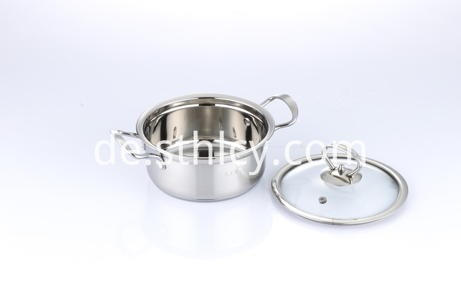 Stainless Steel Mini Hot Pot