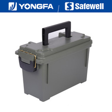. 30 Cal Plastic Bullet Box Ammo Can for Gun Safe