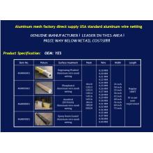 Ventanas de aluminio en India Diámetro de mercado de 0.38mm