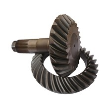 Mid Axle crown dan Pinion