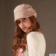 Heißer Verkaufs-Art- und Weiserosa-Damen-Hut