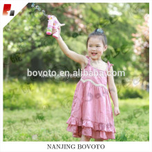 JannyBB pink latest designs of cotton dresses