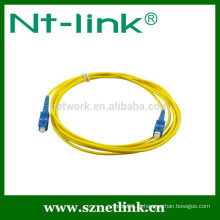Cordão de remendo da fibra ótica de SC do vendedor quente de Netlink