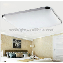 schöne Top-Qualität! Deckenplatte Licht die edle Mode Wohnzimmer Leuchte Square Deckenleuchte führte geführt