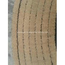 Асбестовый тканый тормозной подкладной рулон