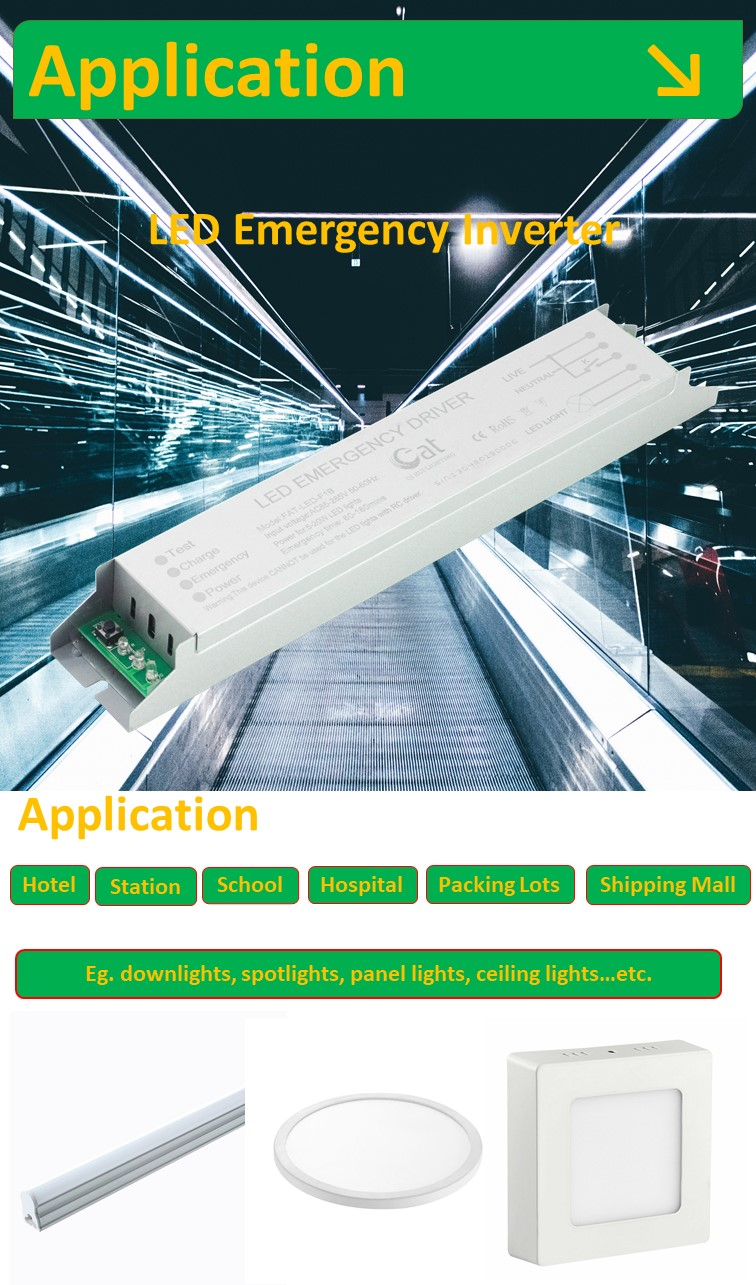 Led Tube Emergency Module