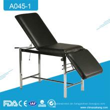 A045-1 Manuelles Krankenhaus-Gynäkologische Lieferungs-Prüfungs-Bett
