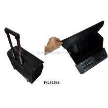impermeable bolsa de herramientas rodante con manija extensible incorporada