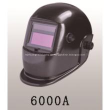 Schwarz Hochwertiger Schweißhelm KM6000