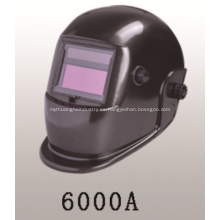 Casco de soldadura de alta calidad negro KM6000