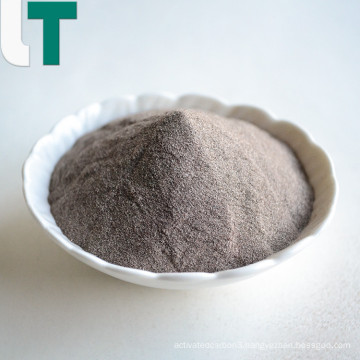 Hot selling blue fired brown fused alumina for abrasive tools and granite