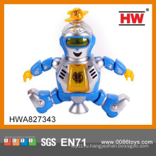 Игрушка робота высокого качества электрическая музыкальная танцуя