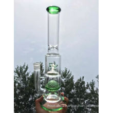 Wholesale Honeycomb Ball Windmill Perc Glass Water Pipe with Factory Price