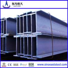 Стальная конструкционная сталь I балка / секционная балка / горячекатаная сталь Цена I-образной балки