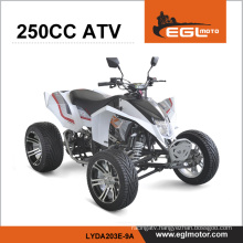 eec 250 cc atv quad