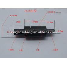 Fábrica de China directamente suministro de varios moldes para cordones de metal aglet