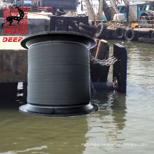Customized size marine rubber super cell fender for dock protection