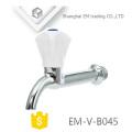EM-V-B045 Long body brass polo bibcock tap