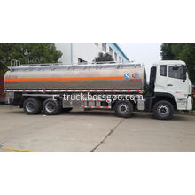 DONGFENG 8X4 Stainless steel tank car
