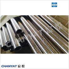 Tubulação e tubo de liga de níquel sem costura (Monel 400, Inconel 600, Incoloy 800, Incoloy 825, Inconel 625, Hastelloy C276)