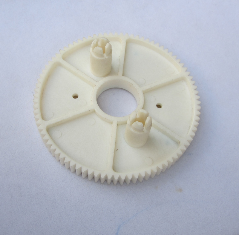 Customizing Small Large Cnc Machined Derlin Acetal Plastic Gears Pom Gears