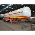 40cbm 20ton LPG Transportation Trailers