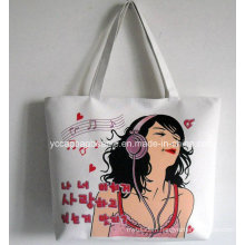 100%Cotton Canvas Shopping Tote Bag
