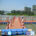 Pontoon for floating high bouyancy boat dock supplies in cheap price for good sale