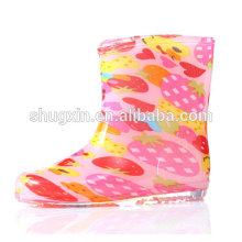 short rain boots shoes children shoes kids children C-705