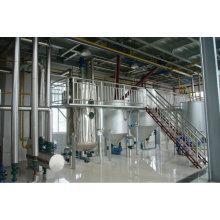 Planta de refino de óleo de gérmen de milho contínuo de primeiro grau