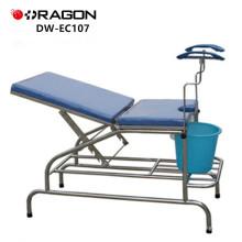 DW-EC107 Gynäkologische Untersuchungsliege zum Verkauf Krankenhausausrüstung