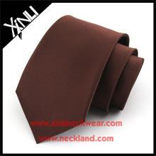 Cravate 100% tissée à la main en jacquard tissé avec nœud