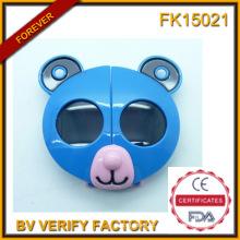 Óculos de sol de urso bonito dos desenhos animados para crianças (FK15021)