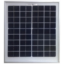 10W Poly Solarmodule verwenden für Mini Solar Power System