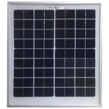 10W Poly Solar Panels Utilisation pour Mini Système d'alimentation solaire