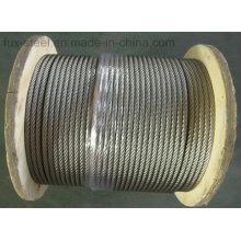 Fábrica de corda de fio de aço inoxidável com anos de experiência