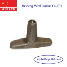Concrete Formwork Accessories Structural Steel Weldable Anchors